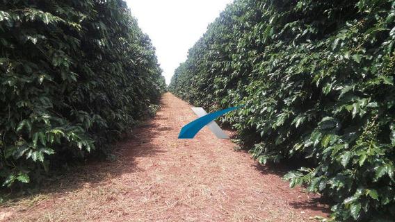 Fazenda Para Gado E Café A Venda 996 Hectares No Sul De Minas - Campestre/mg - Fa0017