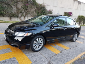 Honda Civic D Exl Sedan At 2009