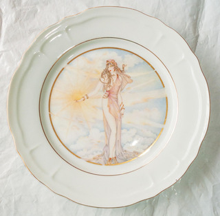Platos De Porcelana Bavaria Erik Y Sevillano