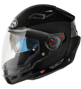 Casco Airoh Executive Modular Rebatible Doble Visor Italiano