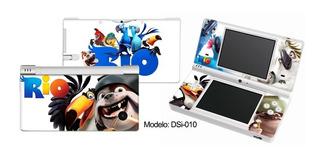 Skin Adesivo Ben 10 E Outros Modelos Para Nintendo Dsi!!!!