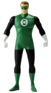 Linterna Verde Muñeco Flexible Licencia Dc Tv Fair Play Toys