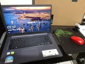 Notebook Geforce® 2gb 930mx 16gb Ssd 240gb I5-8250u 15.6 Ips
