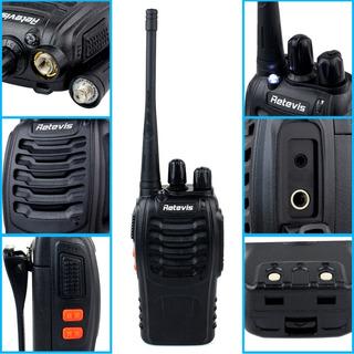 Radios Radio De Comunicacion Walkie Talkie Marca Baofeng 888
