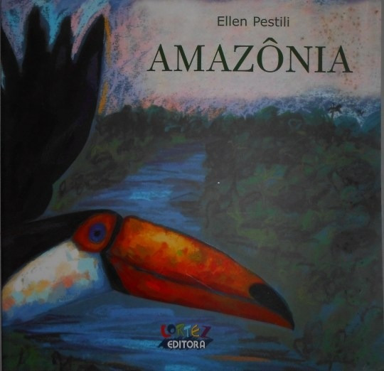 Livro Amazônia Ellen Pestilli