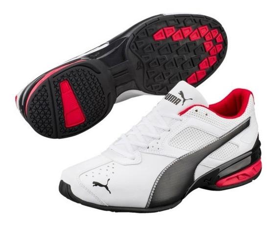 Tenis Puma Tazon 6 Fm White Running Shoes...