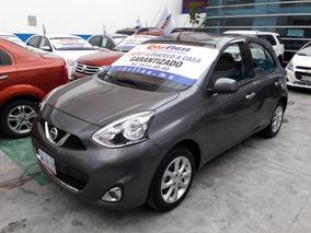 Nissan March 1.6 Advance Mt Cdmx