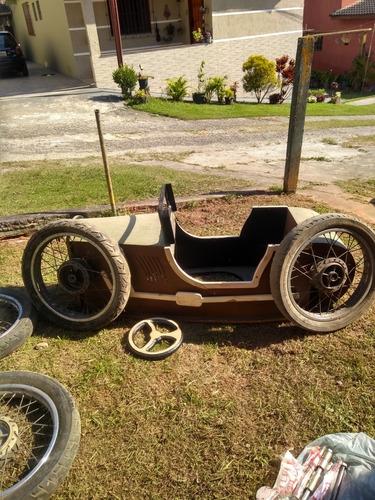 Mini Bugui Buggy  Carro Ford 29 Hi-boy
