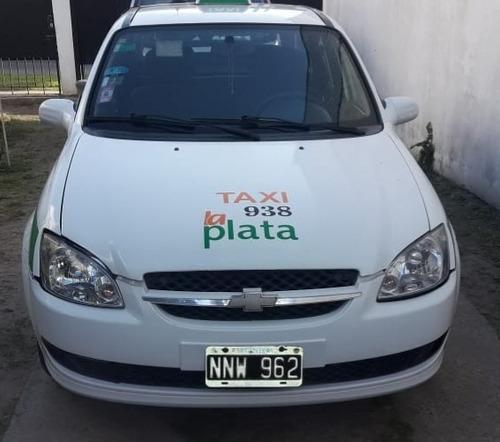 Licencia De Taxi Corsa Clasic