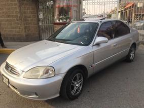 Honda Civic Ex-r 1999 Sedan.
