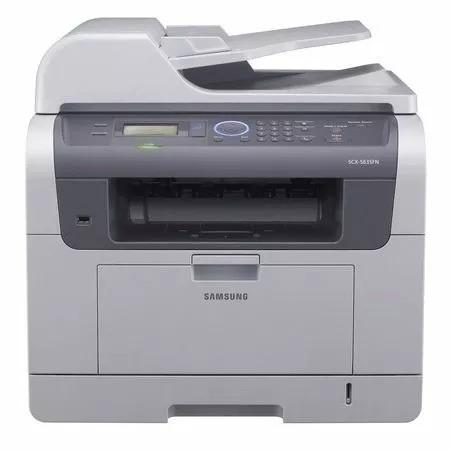 Multifuncional Samsung Scx-5635fn  Revisa Toner Cheio