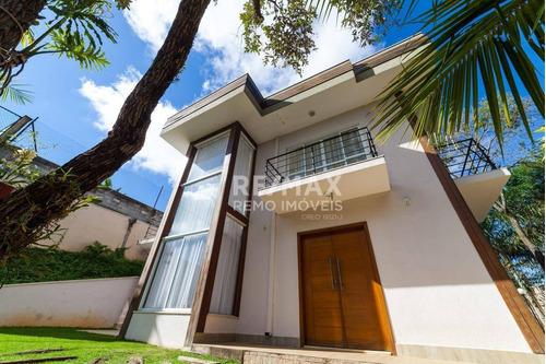 Chácara De 4200 M² Com Sobrado De 3 Dormitórios + Clube Particular - Venda  - Condomínio Il Paradiso - Ch0268