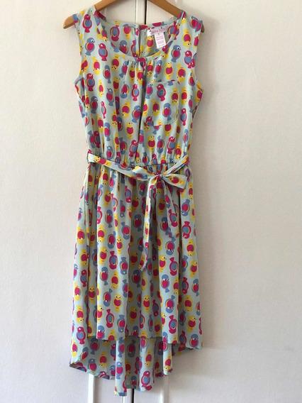 Vestido Japna Kids Short Long Importado Niña T.8 - 3229