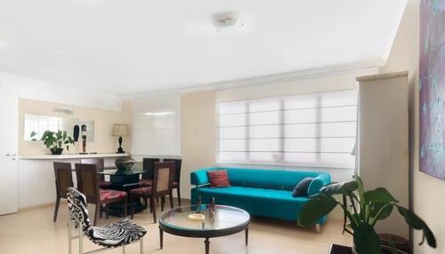 Imagem 1 de 15 de Apartamento De 3 Quartos, 105m² À Venda Ou Locação No Jardim Paulista - Ap3745