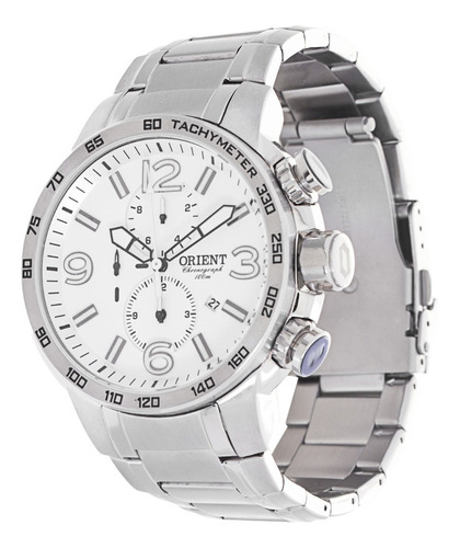 Relógio Orient Masculino Mbssc089   Distribuidor Oficial