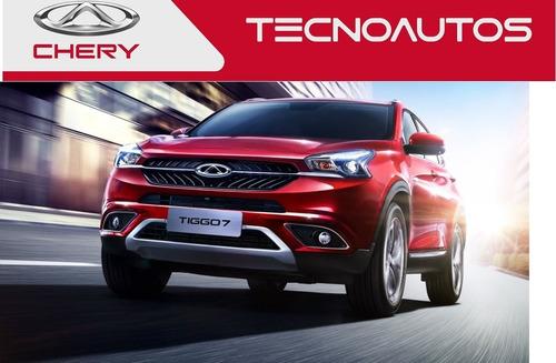 Chery Tiggo 7 - Motor 1.5 Turbo - Luxury