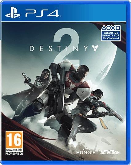 Destiny 2 Ps4 Midia Digital