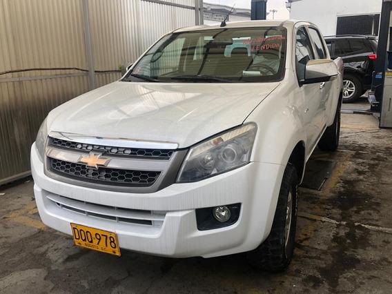 Chevrolet Luv D-max 4x4 Dc Diesel Full Equipo