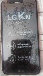 Smartphone Lg K10 Novo 2017 -original