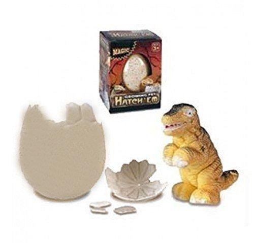 Mazaa Hatchem Dinosaur Egg Watch Them Grow, 2 Piezas