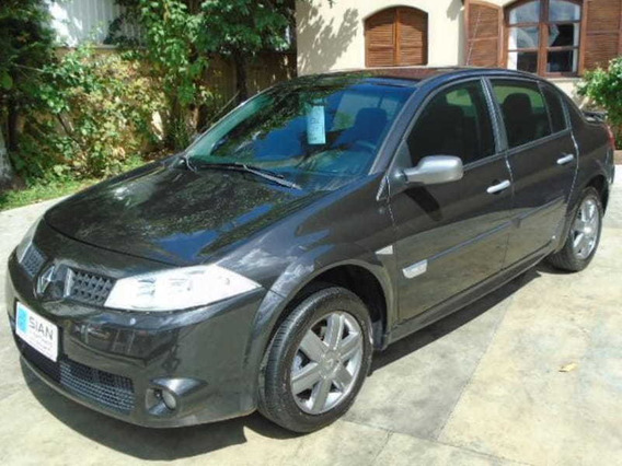 Renault Megane Sedan Extreme 1.6 16v Hi-flex Manual