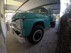 Ford Caminhão F-600 F-100 1964