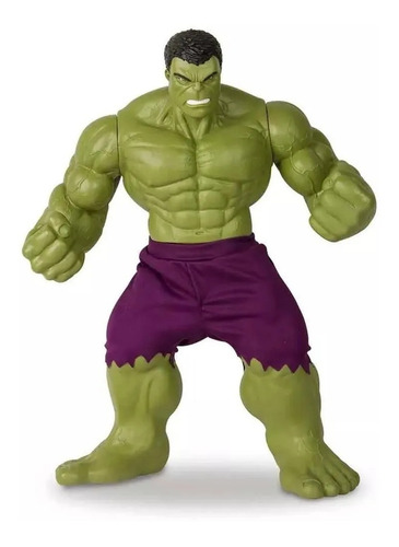 Boneco Gigante   Hulk Verde Original - Mimo Marvel