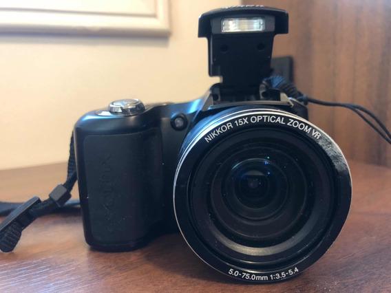 Maquina Fotográfica Nikon Coolpix L100