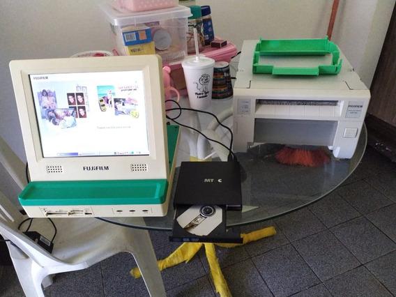 Impressora Fuji Ask-300 Seminova Com Tela Touch