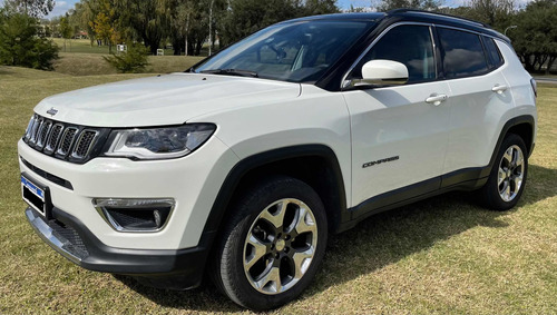 Jeep Compass 2.4 Limited 2017 At9 4x4 Full