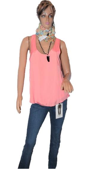 Maria Cher Musculosa Modalo Missouri Color Rosa