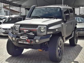 Troller T4 3.2 Xlt 4x4 20v Turbo Intercooler 2015