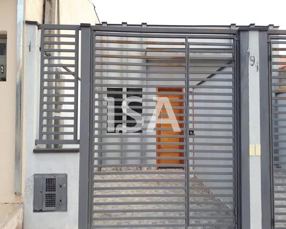 Alugar Casa, Jardim Santa Marta, Sorocaba, 02 Dormitórios, Sala, Cozinha, Lavanderia E Garagem. - Ca02749 - 34446957