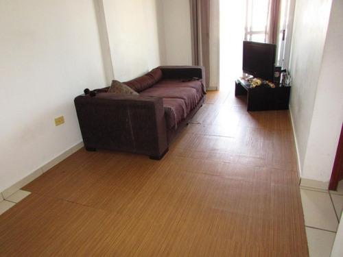 Apartamento À Venda, 60 M² Por R$ 240.000,00 - Boqueirão - Praia Grande/sp - Ap7343