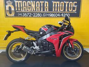 Honda Cbr 1000 Rr - Vermelha - 2010 -1197740-1073