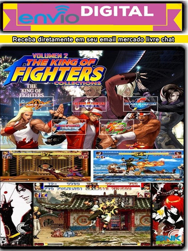The King Of Fighters Colection Pc Digital