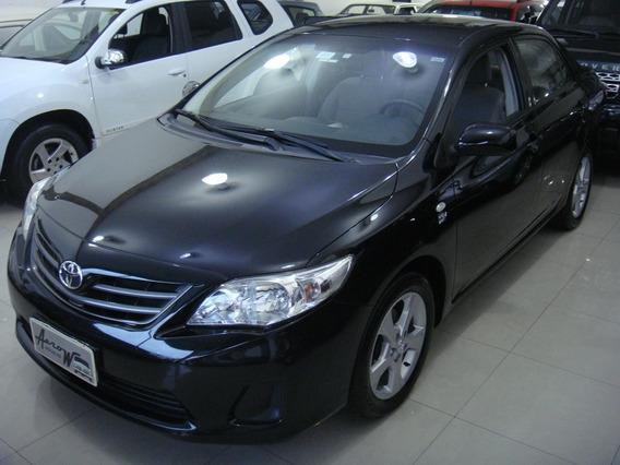 Toyota Corolla Gli 1.8 Flex 2012 Revisado!!