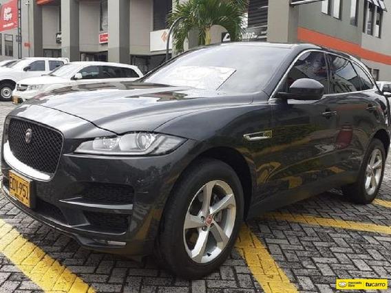 Jaguar F-pace Tp 2.0