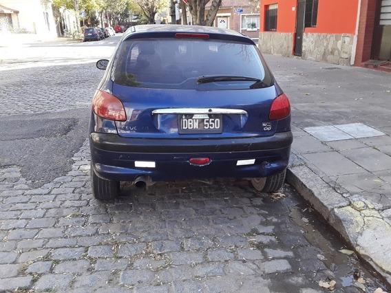 Peugeot 206 1.9 Xrd 1999