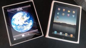 Apple iPad 1 64gb Preto Wifi - Caixa Original - Perfeito !!!