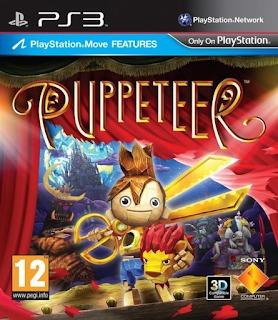 Puppeteer Juego Digital Ps3