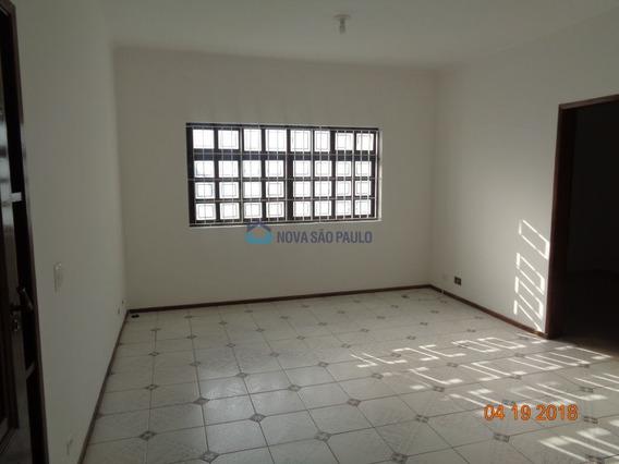 Casa Térrea Para Locação No Bairro Vila Conceição Em Diadema - Cod: Di5290 - Di5290