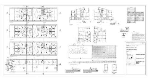 Cobertura Com 2 Dormitórios À Venda, 88 M² Por R$ 290.000,00 - Vila Humaitá - Santo André/sp - Co4208
