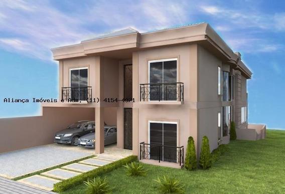 Casa Em Condomínio Para Venda Em Santana De Parnaíba, Alphaville, 4 Suítes, 4 Vagas - 1030_2-55313
