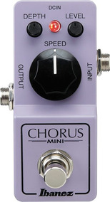 Pedal P/ Guitarra Csmini Chorus Mini Pedal - Ibanez