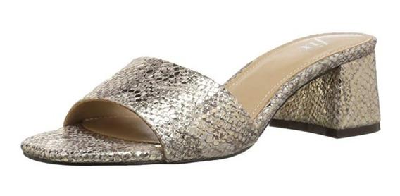 Mule Mca The Fix Sandalia Zara Gamuza Piel