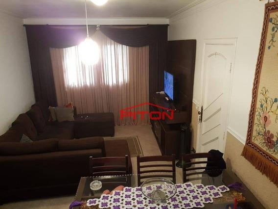 Sobrado Com 3 Dormitórios À Venda, 102 M² Por R$ 430.000 - Vila Matilde - São Paulo/sp - So2431