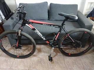 Bicicleta Mtb Jordan Rodado 26