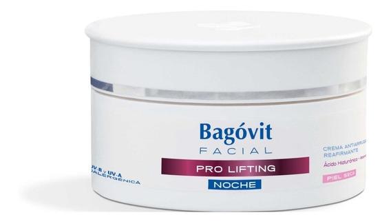 Bagovit Pro Lifting Crema Antiarrugas Reafirmante Noche Ps