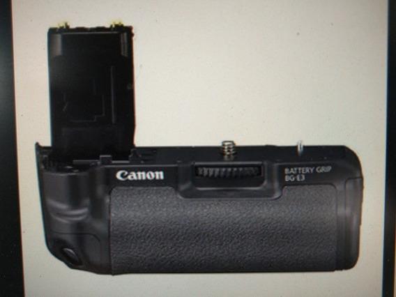 Battery Grip Canon Bg-e3 Para Canon
